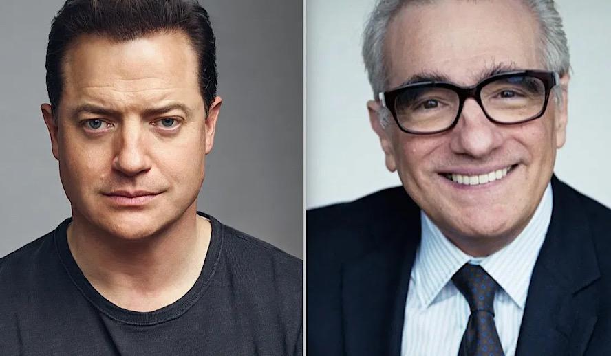 The Hollywood Insider Brendan Fraser News, Killers of the Flower Moon, Martin Scorsese, Leonardo DiCaprio