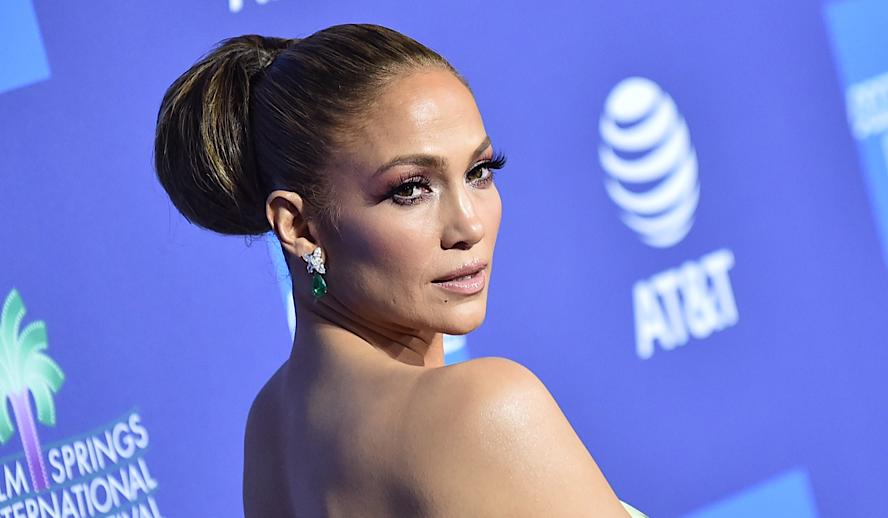 The Hollywood Insider Jennifer Lopez Tribute