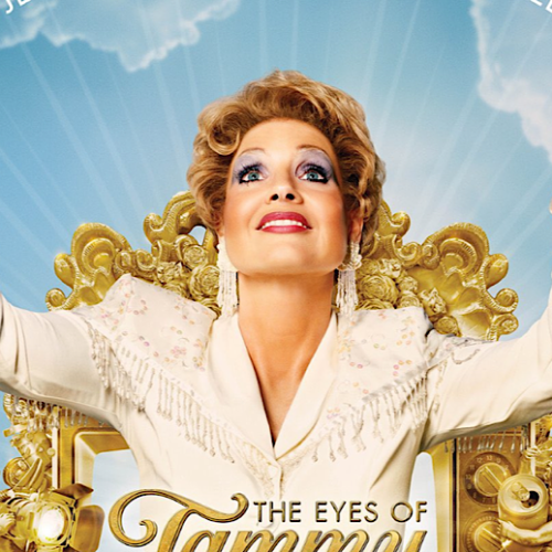 'The Eyes of Tammy Faye': Jessica Chastain and Andrew Garfield Ham It Up In Kitschy Yet Resonant Biopic
