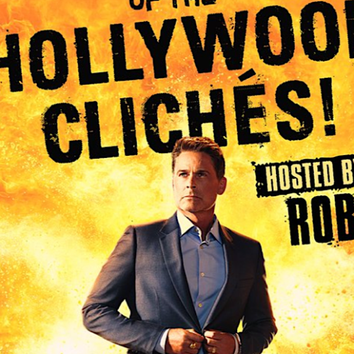 'Attack of the Hollywood Clichés': A Short, Bumpy Trip Through Tropedom with Rob Lowe