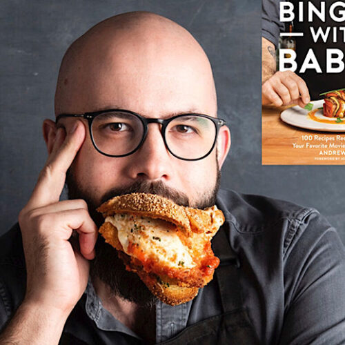 Screen to Plate with Youtube Phenomenon 'Binging with Babish'