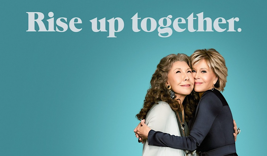 The Hollywood Insider Grace and Frankie Review