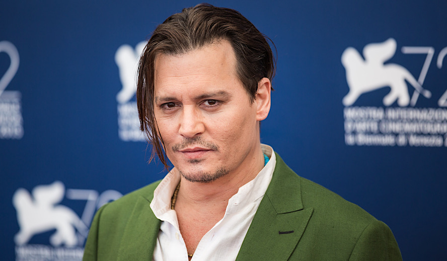 The Hollywood Insider Johnny Depp, Hollywood History