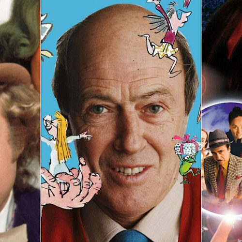 The Many Adaptations of Roald Dahl: From 'Willy Wonka' to 'Matilda' & More